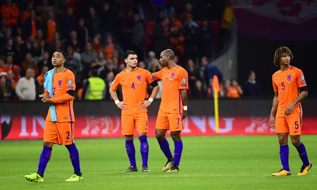 The Decline of Holland's Football Team: Doomed by Total Obsession with Past