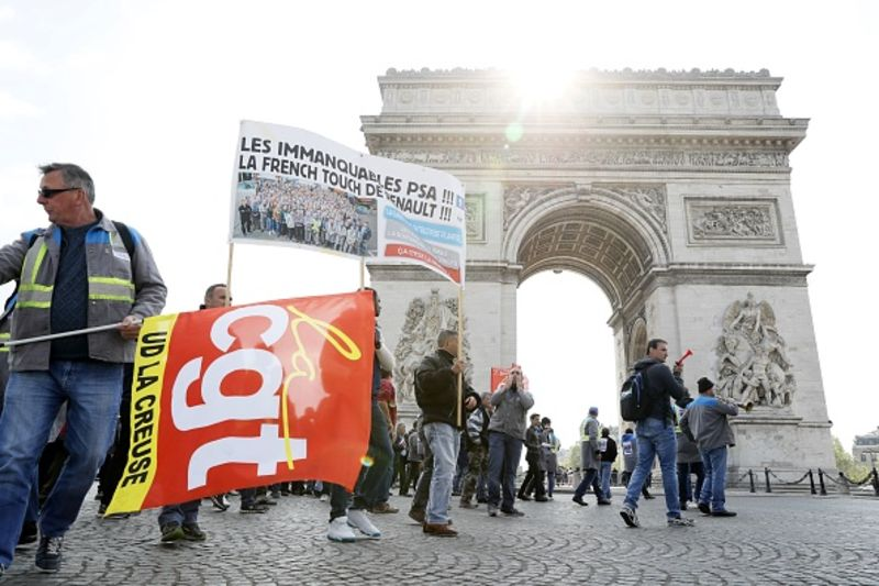 Why Macron Doesn't Fear France's Unions