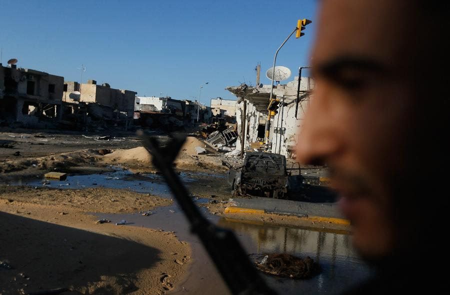 At Least 4 Killed in ISIS Suicide Attack in Libya's Misrata
