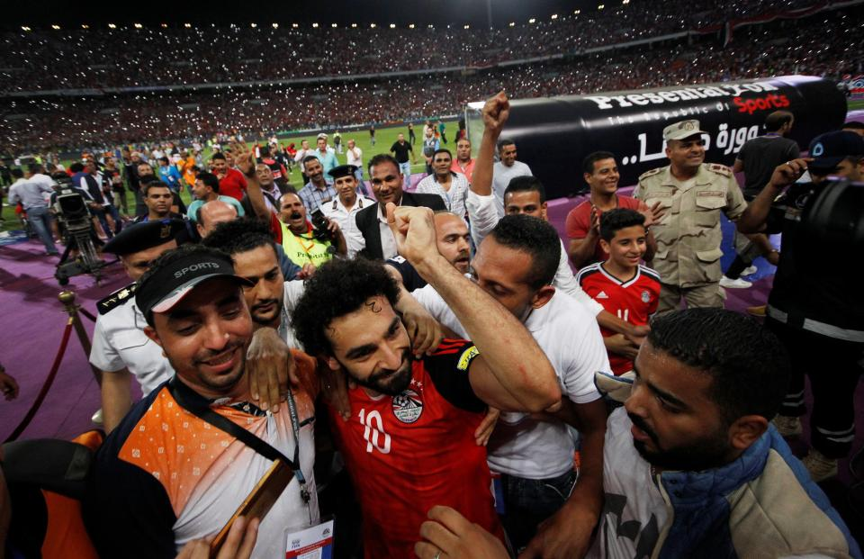 Egypt Qualifies for FIFA World Cup for First Time in 28 Years
