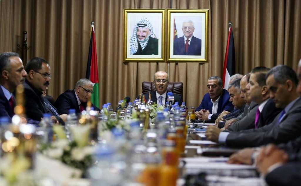 Palestinian Government Sets Economic Reform Plan for Gaza Strip
