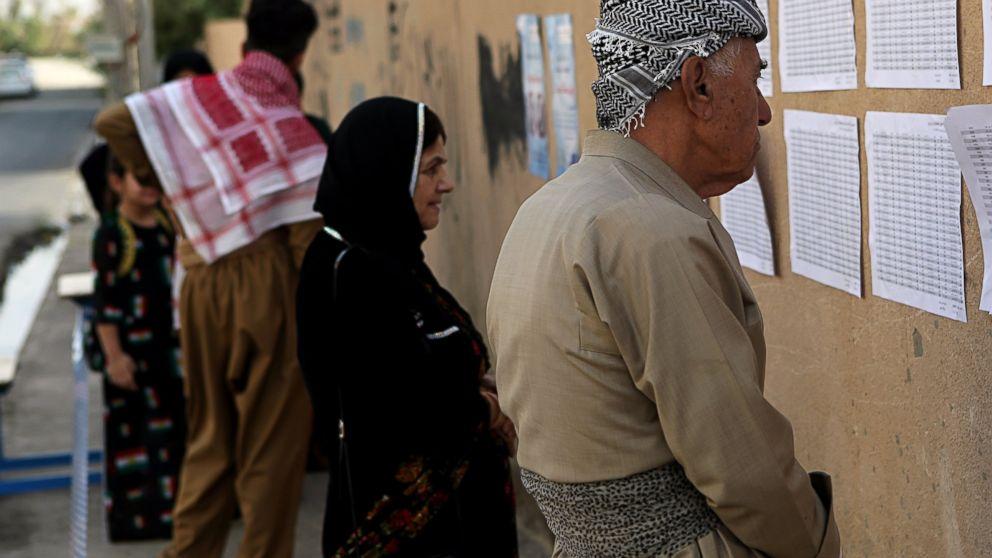 Iraq's Sunnis Welcome Request of Establishing their own Region