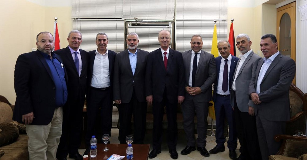 Hamas Will Take Part in Palestinian Govt., Refuses to Discuss its Arms