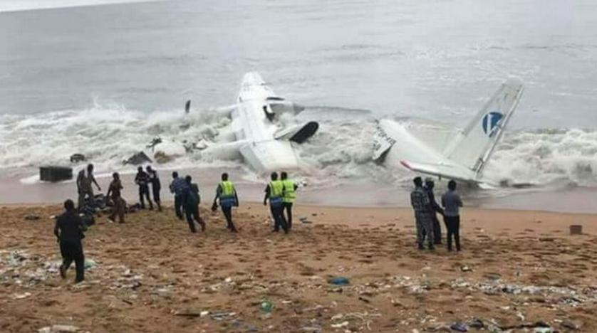 At Least 4 Dead in Ivory Coast Cargo Plane Crash