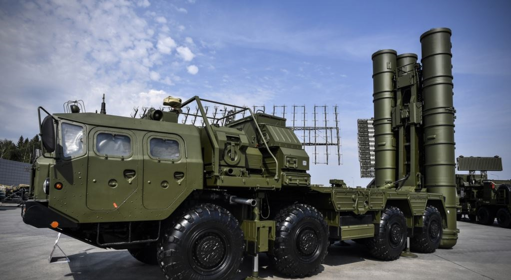 Turkey Alludes to Giving up Purchase of S-400 System from Russia