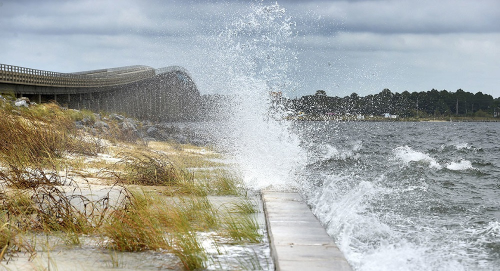 Hurricane Nate Weakens to Tropical Storm before Reaching US Coast