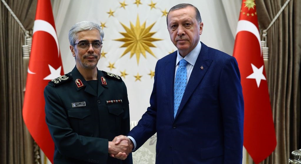 Iran, Iraq and Turkey Seek Triple Military Alliance