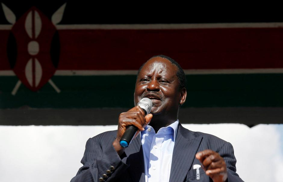 Kenya's Opposition Leader Odinga Withdraws from Presidential Election Re-Run