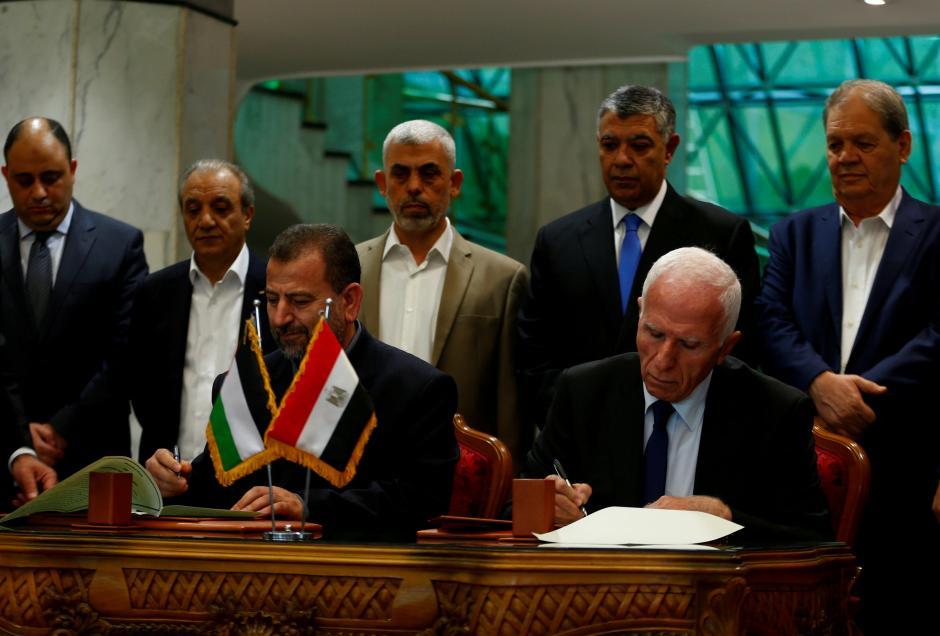 Saudi Arabia Welcomes Hamas, Fatah Reconciliation Deal