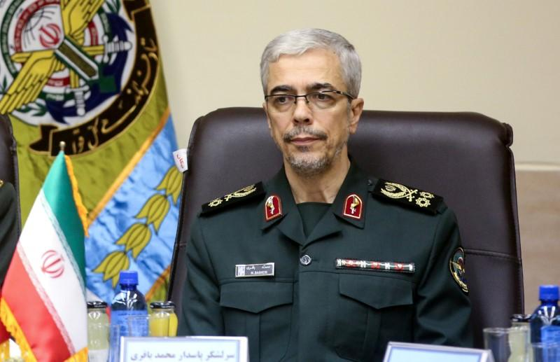 Iran Announces Strengthening Military Cooperation with Damascus