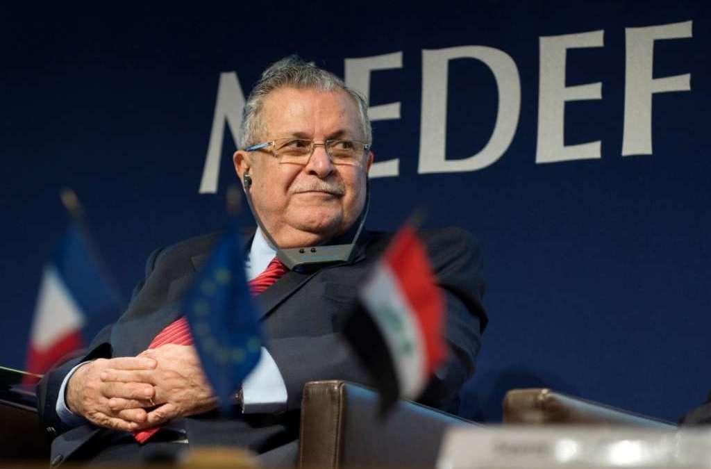Jalal Talabani Dies at the Age of 83