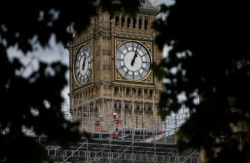 Big Ben Tower Repair Costs Rise