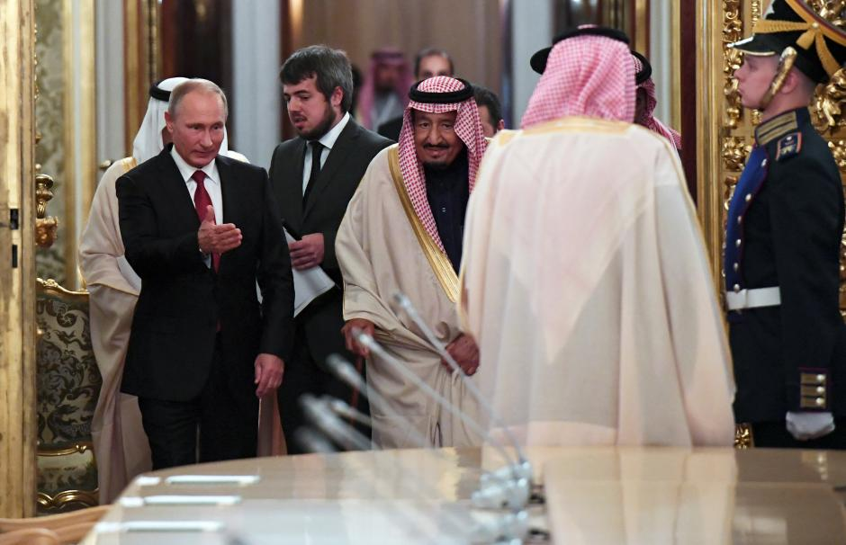 Saudi-Russian Military Deals including Air Defense, Anti-Tank Missiles