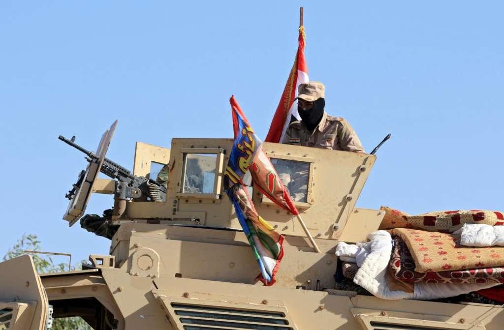 Iraq Orders Arrest of Kurdish VP