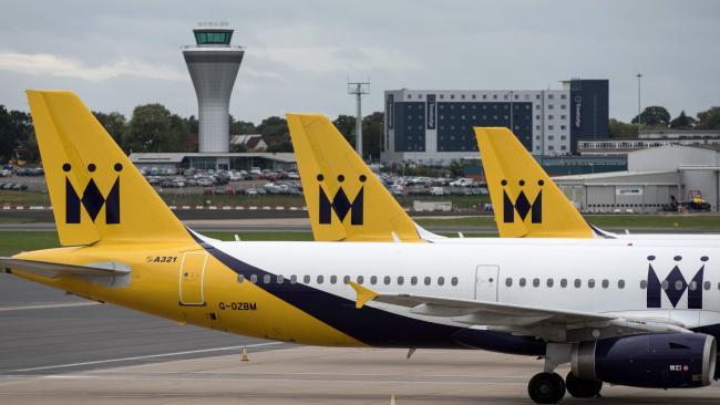 Monarch Airlines Goes Bankrupt