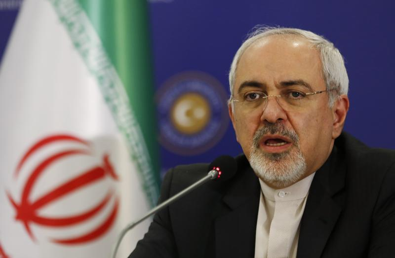 Zarif Calls for Saving the 'Nuclear Agreement'