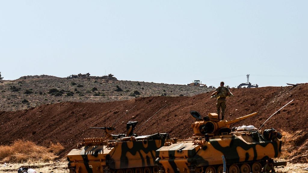 Idlib Battle Kicks Off as Turkish Forces, Al-Nusra Clash
