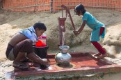Clean water is essential for the health of a community. We will be working to provide clean water supply for the community