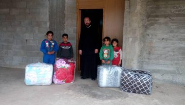 Families receiving winter aid