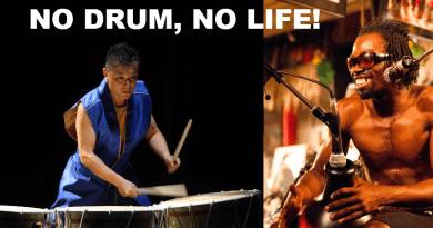 No Drum No Life