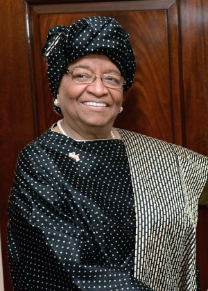 Ellen Johnson Sirleaf, President of Liberia, Public Domain