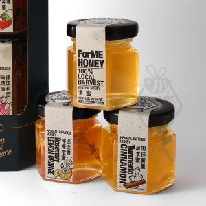 Raw Honey & Infused Honey Collection 40ml