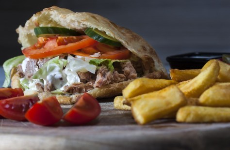 Doner can be served in many ways