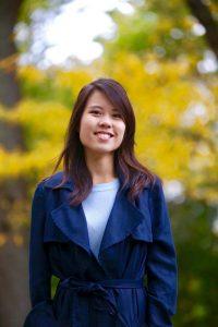 Monica Chan, Uber Eng intern