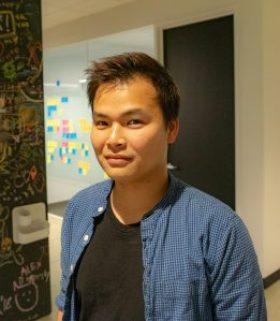 Vinh Tran, Uber Eng Intern