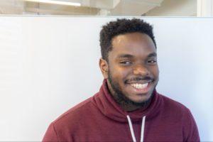 Justin Robinson, Career Prep Program fellow