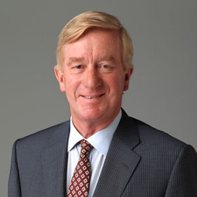 Bill Weld, Libertarian candidate for vice-president