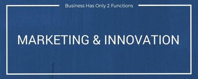 Make marketing a resource