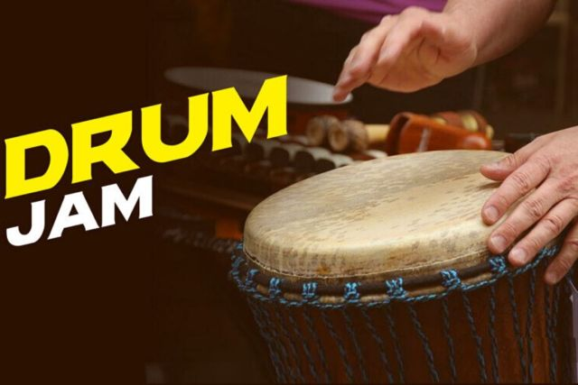 Drum Jam - Employee Engagement Activity