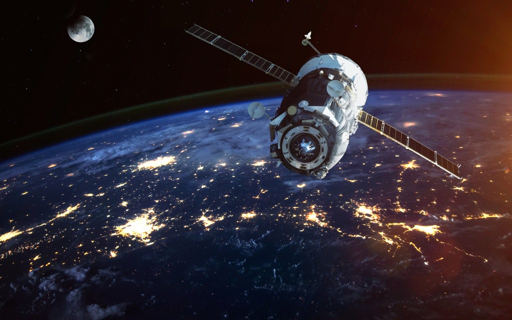Amazon Web Services offers pay-as-you-go cloud computing in space