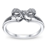 Cupid's Engagement Ring Pick for Valentine's #14: Diamond