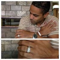 Men Wearing Wedding Rings = HOT - Robbins Brothers Blog