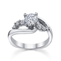 Top 6 Modern Engagement Rings for the Quirky Bride ...