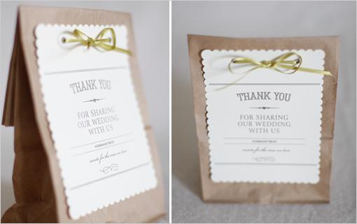 Cool DIY Wedding Favors