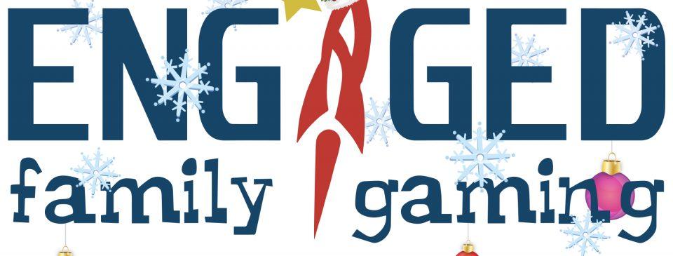 Engaged Family Gaming Holiday