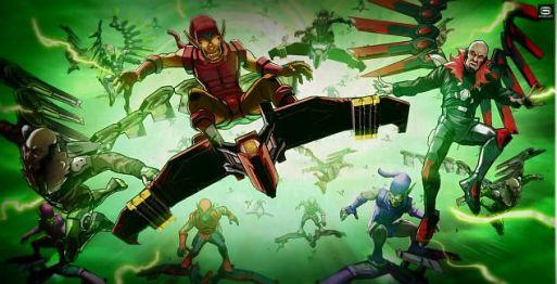 Spider-Man Unlimited villains