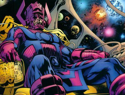 Galactus marvel comics super villain
