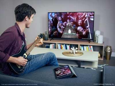 Guitar Hero Live Airplay