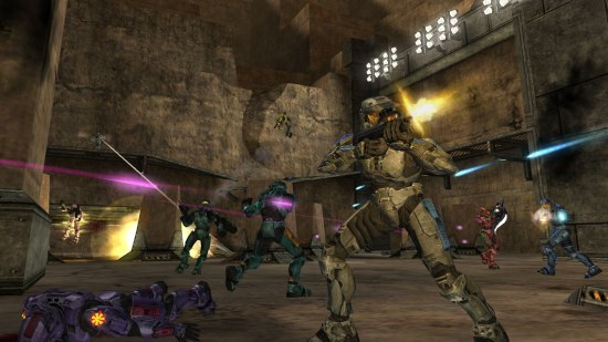 Halo Teamwork