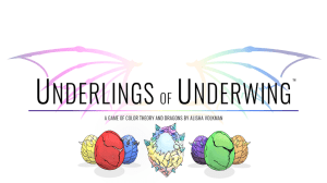 Family Board Game Kickstarter Preview: Underlings of Underwing!