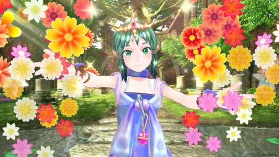 tokyo mirage sessions screenshot