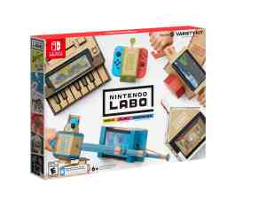 Nintendo Switch Labo Variety Kit