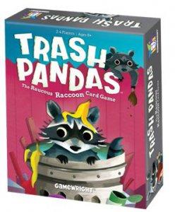 Trash Pandas - Gamewright Games