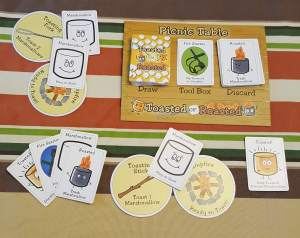 Family Board Game Review: Toasted or Roasted
