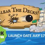 clear the decks