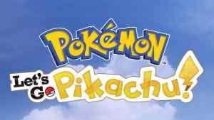 Kids React - E3 2018: Pokemon Let's Go Pikachu! Trailer!